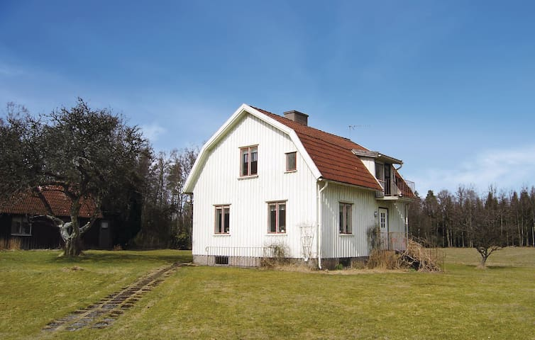 Holiday cottage with 3 bedrooms on 90 m² in Tranemo