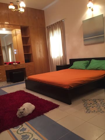 bed Room villa with Privat P ladies - Dubai - Villa