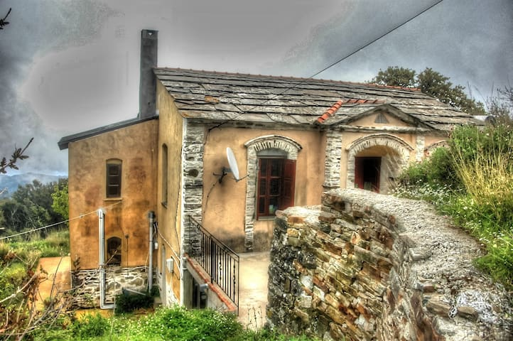 "Villa ""Katafigion"" in a quiet, magical environment - Ikaria - Haus"