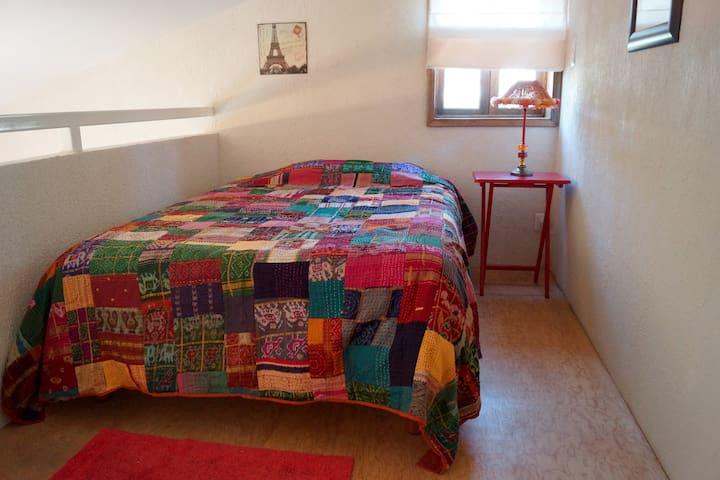 Descansa cómodamente, te encantará la experiencia de nuestro nuevo loft.
