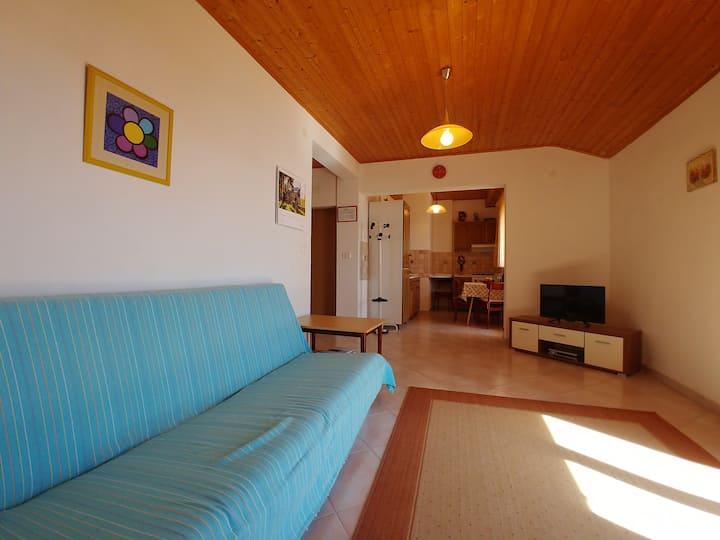 Novi Vinodolski: Apartman s pogledom na more