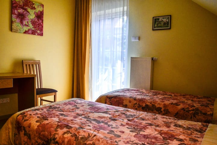 Cozy room rent in Birstonas city center - Birštonas