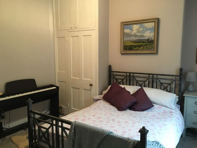 Farm House with one Private Double Bedroom