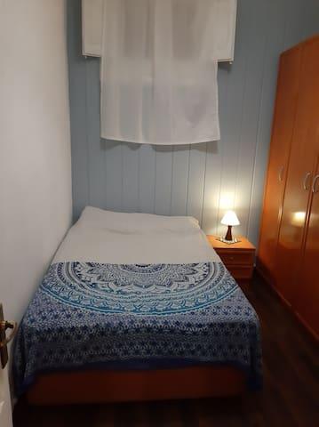 Bonita habitación cerca del parque Güell