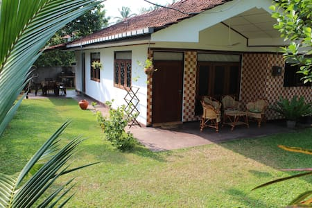 Ferienhaus in Moragalla, Beruwala - Beruwala - House