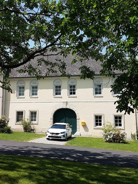 Gästehaus Parkfrieder (Appartment mit Gartenblick)
