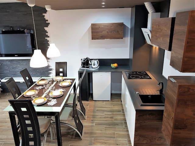Lux Apartment Modern
