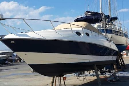 Rent yacht for living/parting/tours in Kemer (TR) - Kemer - Boot