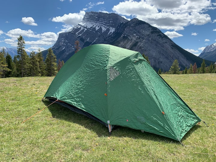 Go Anywhere Back Country Tent & Hiking Gearf