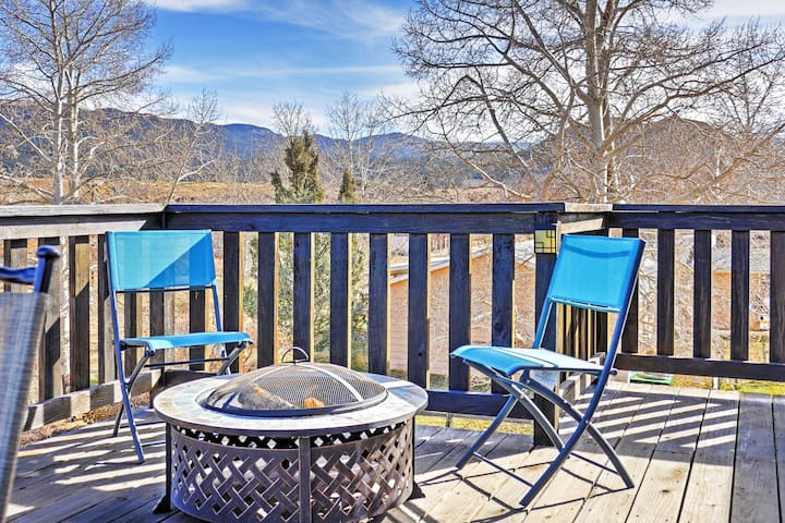Lovely 3BR Buena Vista House w/ Spacious Deck!