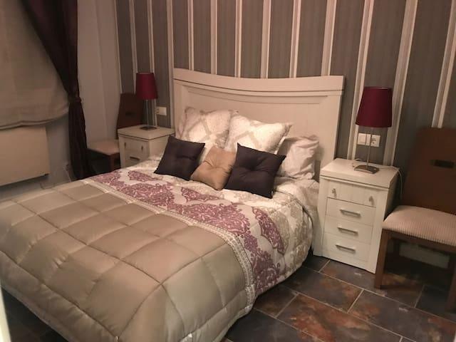 Apartamento a los pies del Alcázar en Segovia