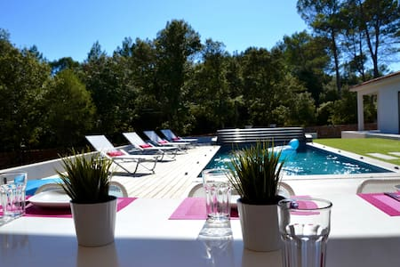 Stunning Modern Villa brand new with swimming pool - Le Luc
