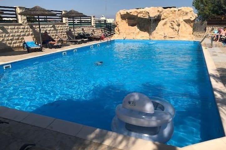 Mediterranean Sea View Apartment, Larnaca,Oroklini