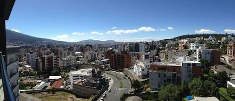 Gorgeous PentHouse view, QUITO una vista hermosa!!