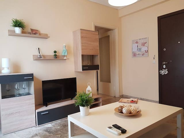 Heart of the city- 10m from Acropolis - Αθήνα - Appartement