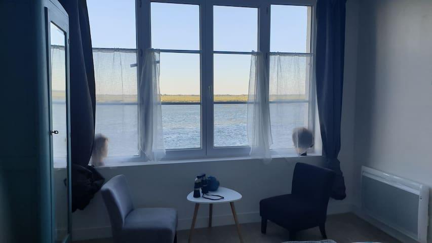 "Appartement vue baie ""chez Angus"" T2"