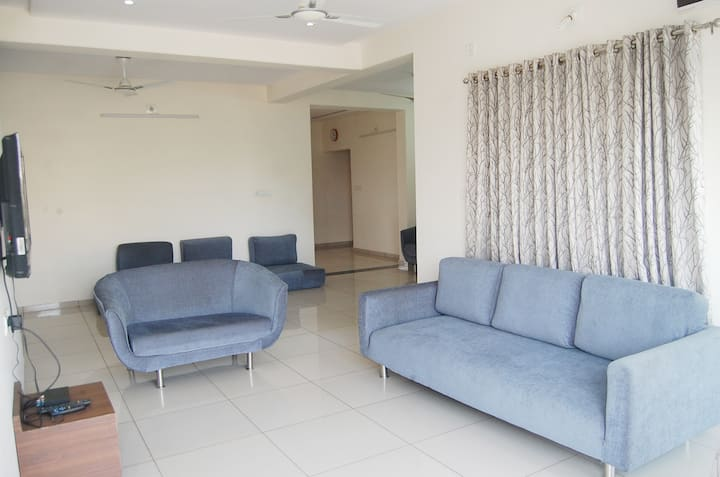 3BHK Private apartment