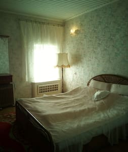 Уютный дом с хорошим участком - Vsevolozhsk - บ้าน