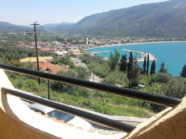 Majestic View Villa in Plataria - Plataria - Hus