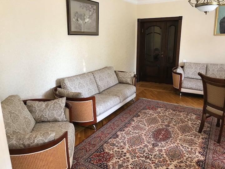 Роскошная квартира для большой семьи в центре