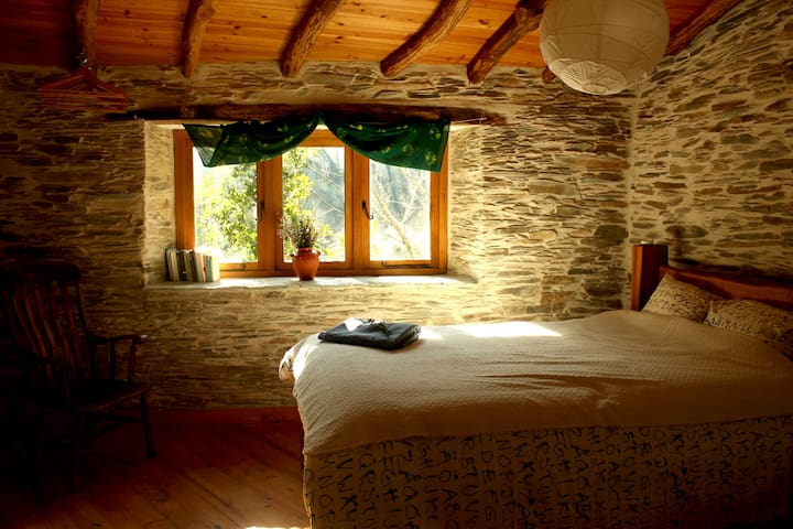 Stunning Eco Retreat Nr Waterfalls - Benfeita - Apartment