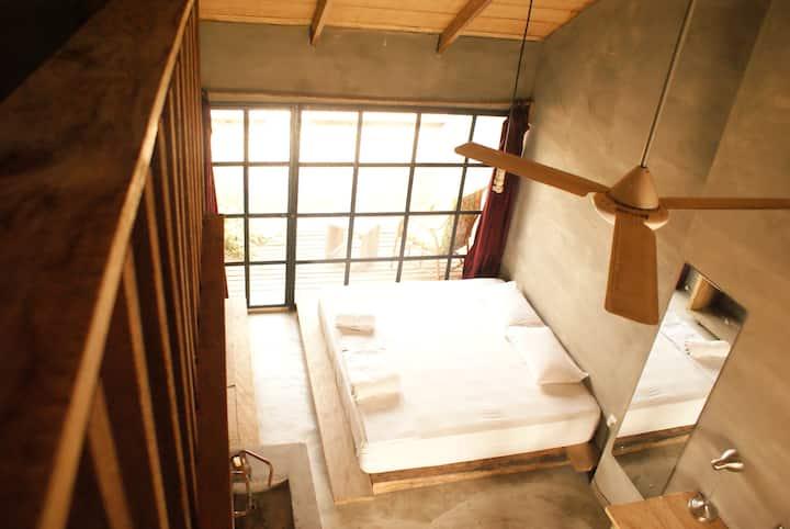 Loft Quadruple Room
