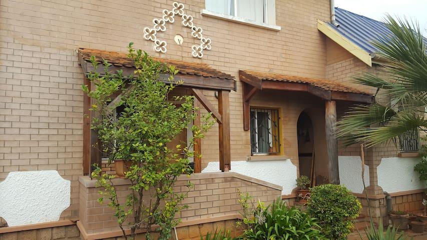 Location Soa Guesthouse Antsirabe Madagascar
