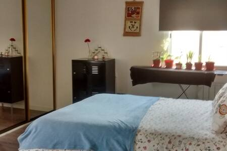 Habitacion doble (King bedroom) - Madrid