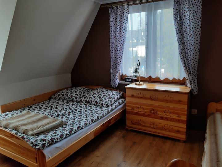 Danielówka3 -komfortowy pokój 2/3osoby.Centrum!!!