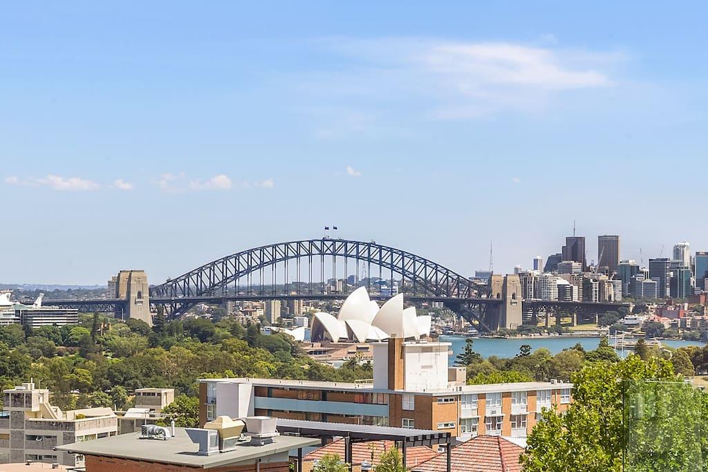 iconic sydney views wohnungen zur miete in elizabeth bay new south wales australien. Black Bedroom Furniture Sets. Home Design Ideas