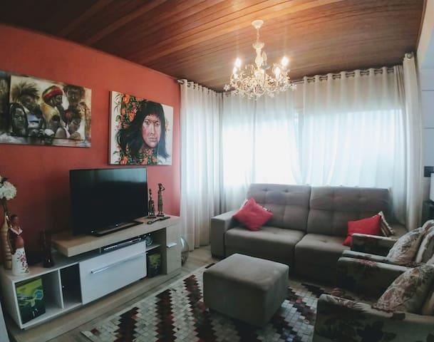 Apartamento para a família!