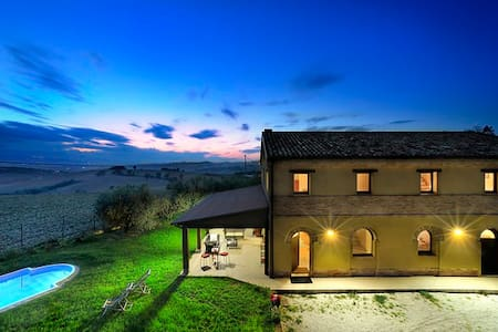 Marcheholiday Cristina - Intriglione - House
