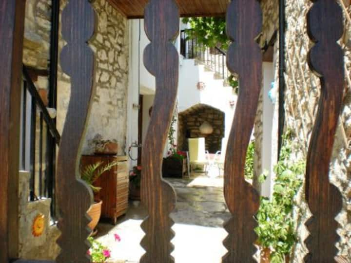 Traditional Stone Villa  in quiet mountain village
