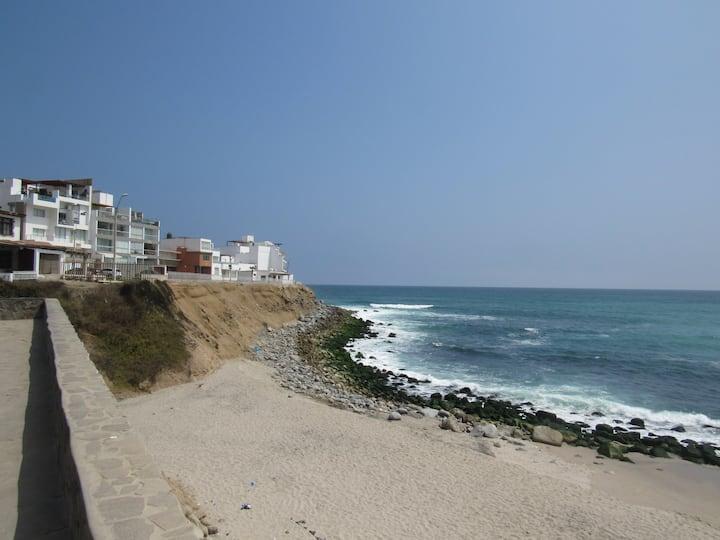 Pool apartment Punta Hermosa Beach - Luxury