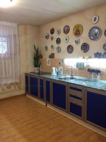 Уютная квартира с прекрасным видом - Saratov - Autre