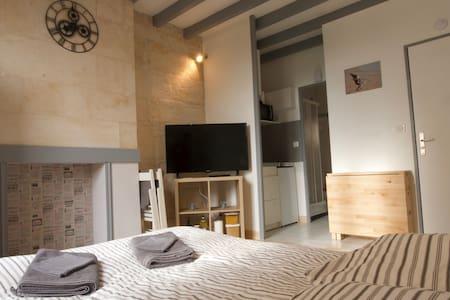 Appart Cosy A Niort - Niort - Appartement