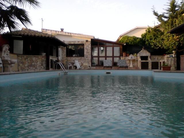 baia di akragas  mare sole relax con terrazzo - Villaggio Pirandello - Villa