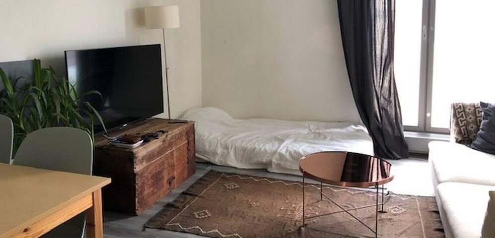 A cosy studio in the heart of Helsinki