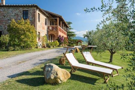 Agriturismo Casapicchiata - Pienza -  Val d'Orcia