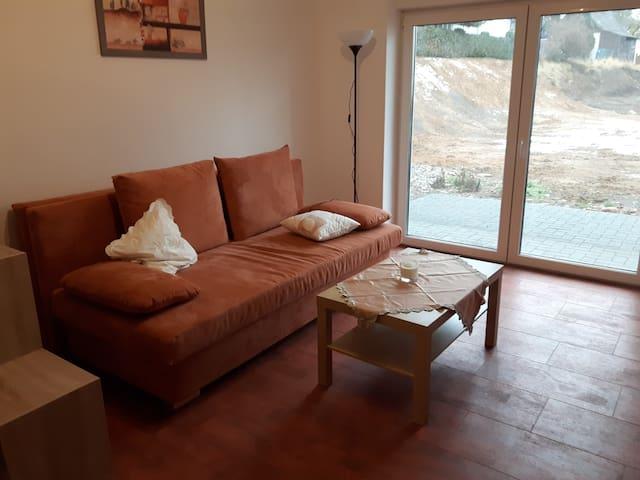 Zentral gelegene 34 qm Wohnung - Niestetal - Lägenhet