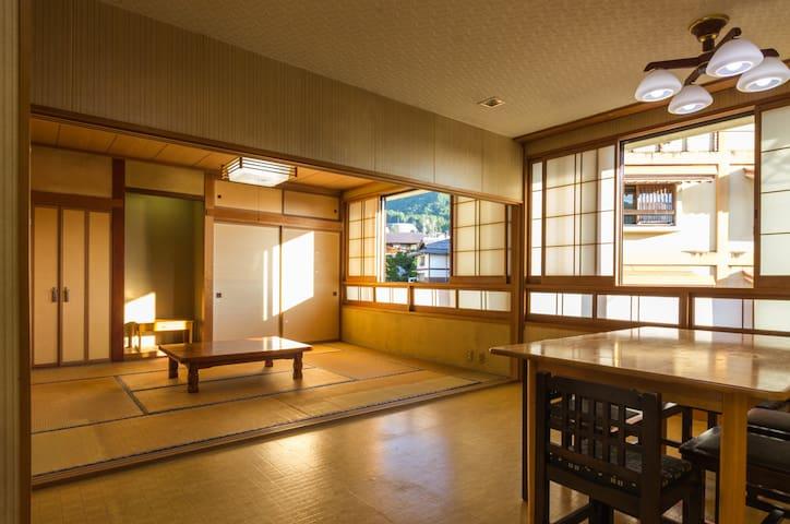 Tanuki Nozawa Onsen Apartment - Nozawaonsen-mura - Apartment