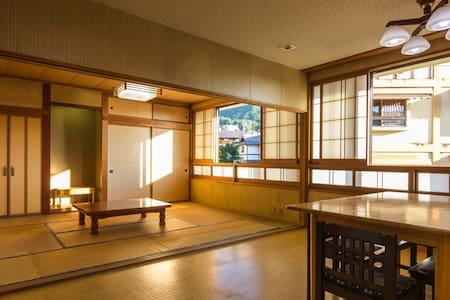 Tanuki Nozawa Onsen Apartment - Nozawaonsen-mura - Appartement