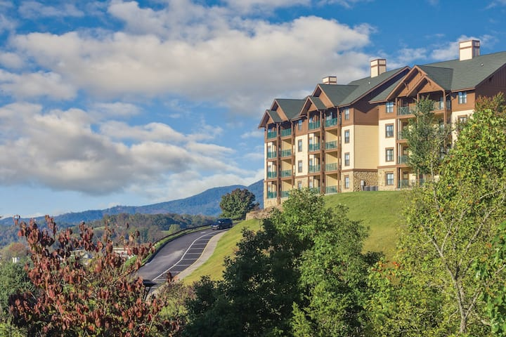 Wyndham Smoky Mountain Resort 1 Bd DLX