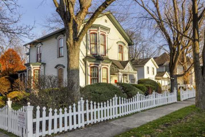 Stay in a Beautiful Historic 1864 Victorian