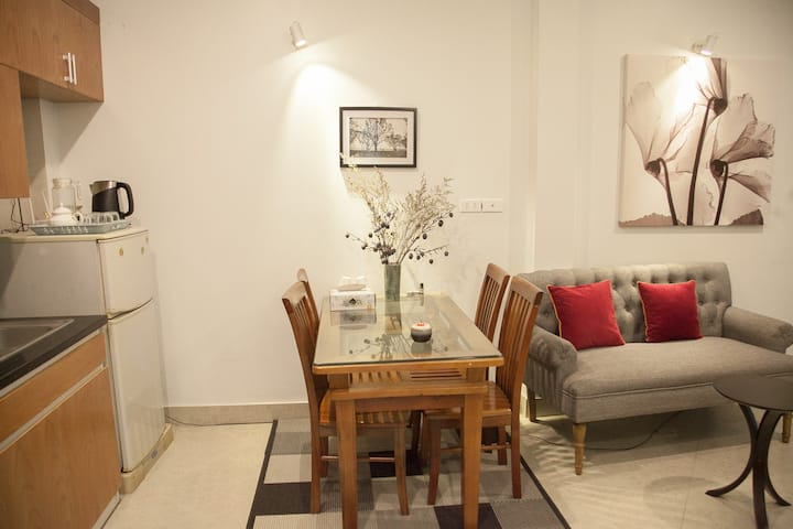 Anicca - affordable, furnished studio in old Hanoi
