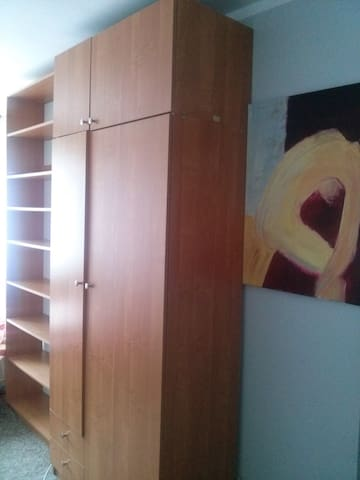 Cosy place in friendly place - Toruń - Appartement