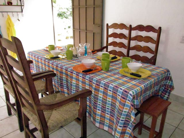 Comedor  -   Eating area