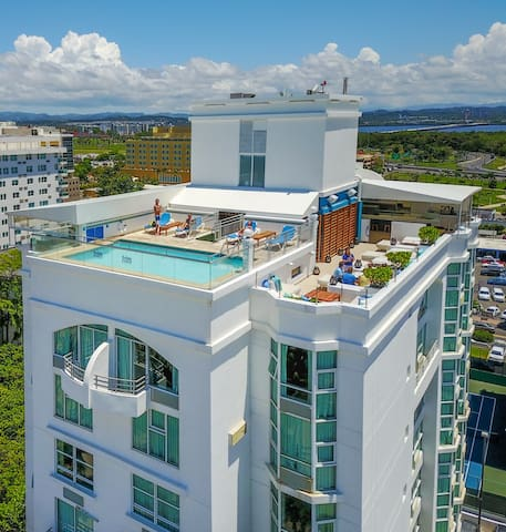 San Juan Water & Beach Club Boutique Hotel