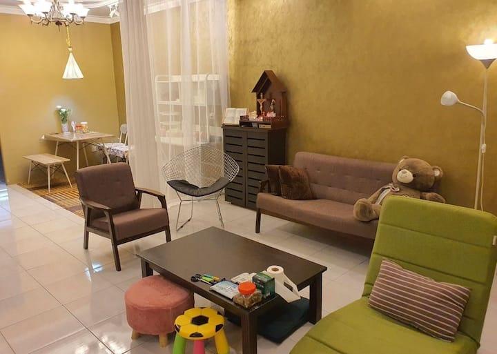 Cozy & Clean Spaces