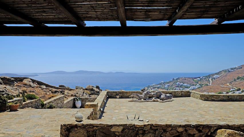 Sunset studios 3 - Agios Ioannis Diakoftis - Alpehytte
